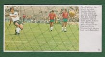 West Germany v Bulgaria Muller 1970 World Cup (D)